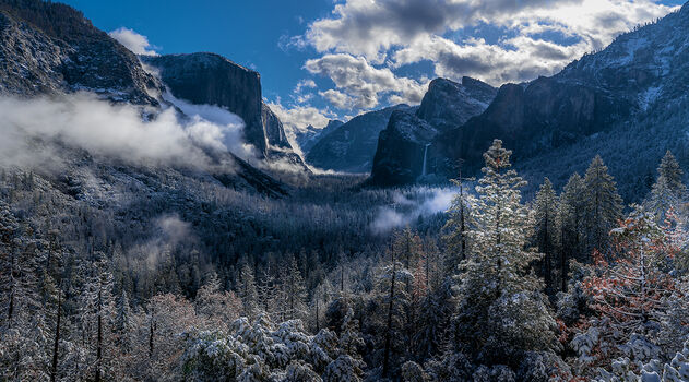 Photo L'INCROYABLE YOSEMITE - Serge Ramelli