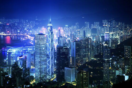 Photo Hong Kong IV - Jörg Dickmann