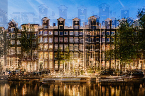 AMSTERDAM - HALSGEVEL
