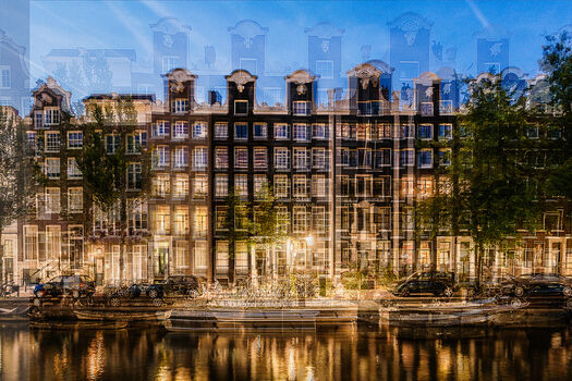 Photo AMSTERDAM - HALSGEVEL - Laurent Dequick