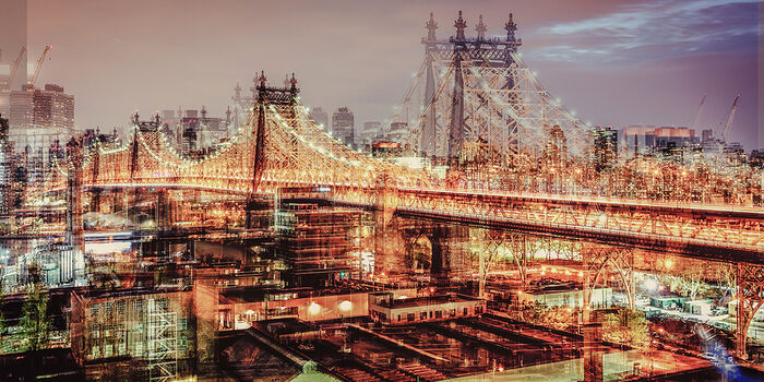 Photo ENLIGHT QUEENSBORO BRG - Laurent Dequick