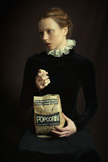Photo POP CORN - Romina Ressia