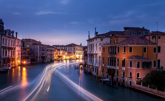 Photo Venise by night - Serge Ramelli