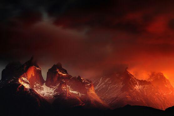 Photo Massif Torres del Paine Chili - Alexandre Deschaumes