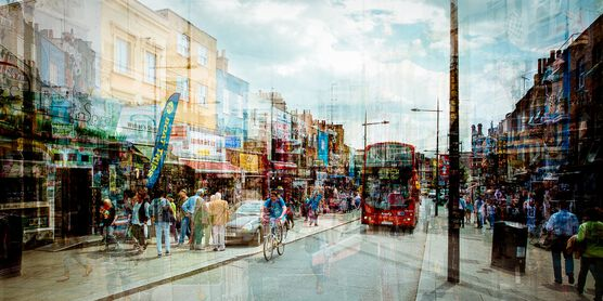 Photo Camden Town I - Laurent Dequick