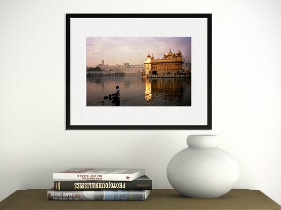 Photo Temple d'Or d'Amritsar - François Fontaine
