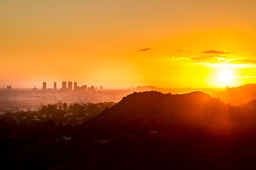 Photo LOS ANGELES HEAT - Serge Ramelli