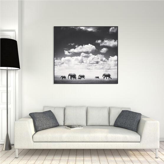 Photo Under the Clouds I - Laurent Baheux