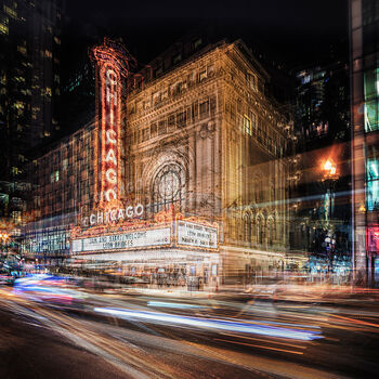Photo CHICAGO THEATER - Laurent Dequick