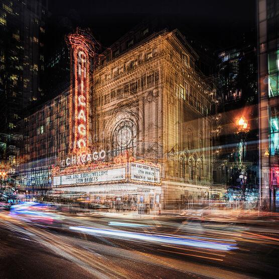 Photo CHICAGO THEATER - Laurent Dequick