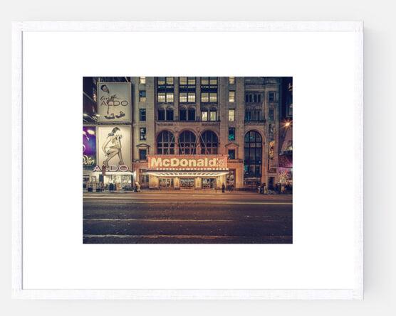 Photo The McDonald's times square NY - Franck Bohbot