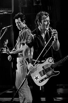Photo The Clash - Peter Hankfield