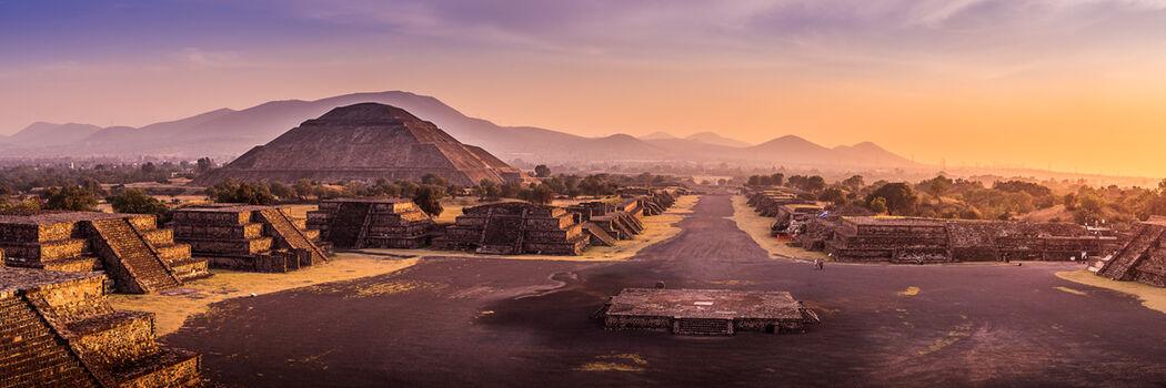 Photo La pyramide du soleil - Serge Ramelli