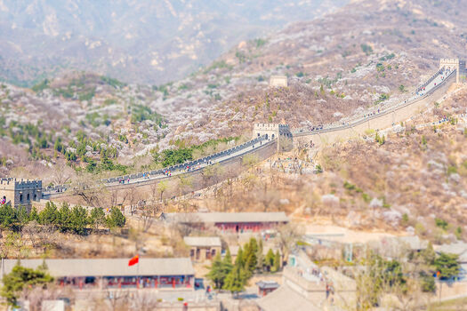 Photo The Great Wall 4 - Richard Silver