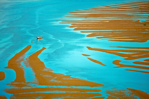 Photo Tales of the blue water - Thierry Bornier