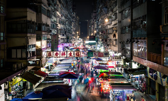 Photo NORMAL DAY IN MONG KOK - Andy Yeung