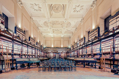 THE BIBLIOTECA VALLICELLIANA ROMA
