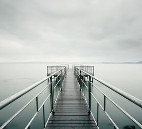Photo Blue Pier - MAJOR AKOS
