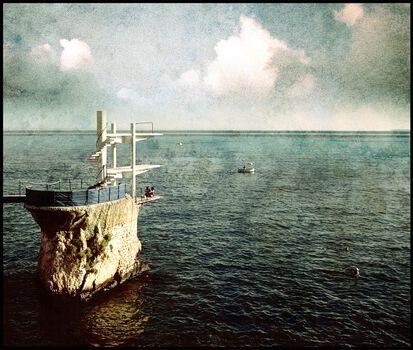Photo Plongeoir - BERNARD JEAN-MARC