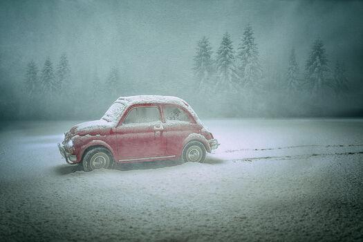 Photo THE LOVE CAR - HERNANDEZ DREAMPHOGRAPHY FELIX
