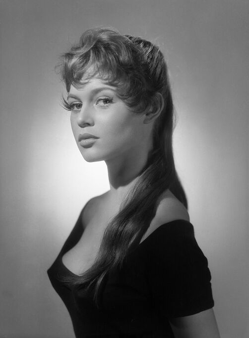 Photo Brigitte Bardot - PARIS STUDIO HARCOURT