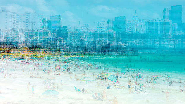 Photo MIAMI - SOUTH BEACH - Laurent Dequick