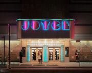 The Joyce Theater NY