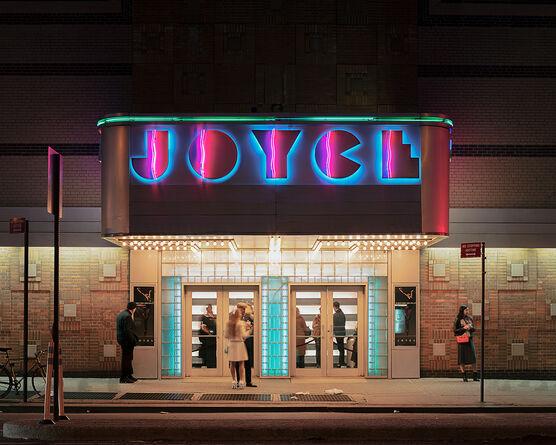 Photo The Joyce Theater NY - Franck Bohbot