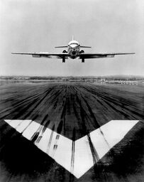 Atterrissage caravelle