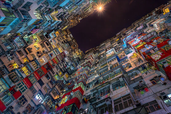 Photo VERTICAL CITY - Andy Yeung