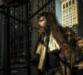 Photo New York in a Rush - Ron Gessel