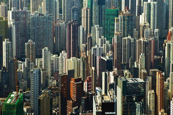 Photo Urban Density - Jörg Dickmann