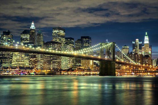 Photo Brooklyn Bridge - Jörg Dickmann