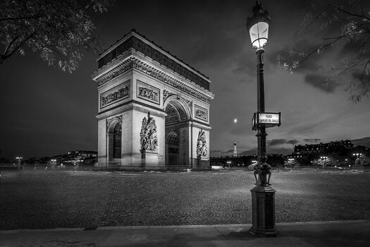 Photo Arc De Triomphe - Serge Ramelli