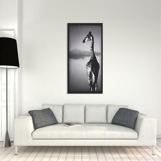 Photo Girafe au dessus des nuages - Laurent Baheux