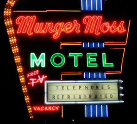 Photo Munger moss motel - MATTEI JEAN-PHILIPPE CARRE
