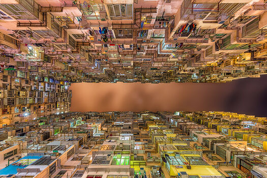 Photo HIGH DENSITY YICK CHEONG BUILDING - Laurent Dequick
