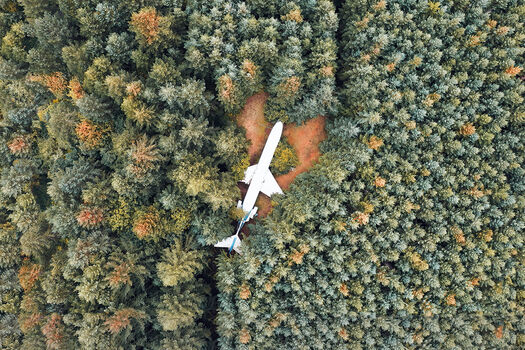 Photo OREGON PLANE - Ludwig Favre