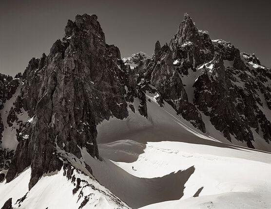 Photo Nielsen Glacier East Greenland - Jon Wyatt