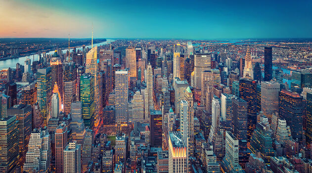 Photo Manhattan lights - Matthias Haker