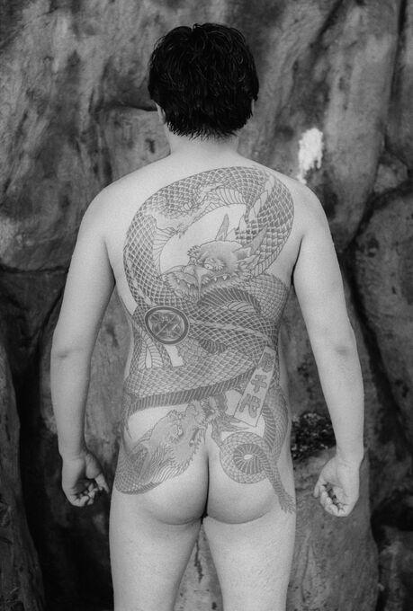 Photo Yakuza Tokyo II - Irina Ionesco