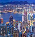 Photo HONG KONG VICTORIA HARBOUR - Nicolas Jacquet