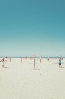 BEACH TENNIS LA