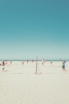 Photo BEACH TENNIS LA - Franck Bohbot