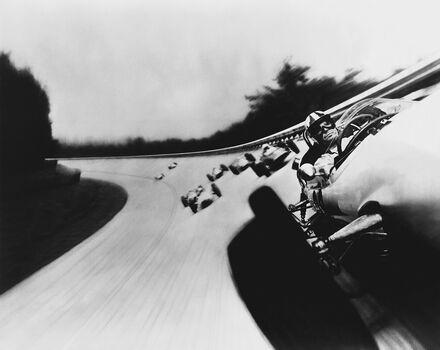 Photo Grand Prix Monza, 1966 - BETTMANN OTTO LUDWIG