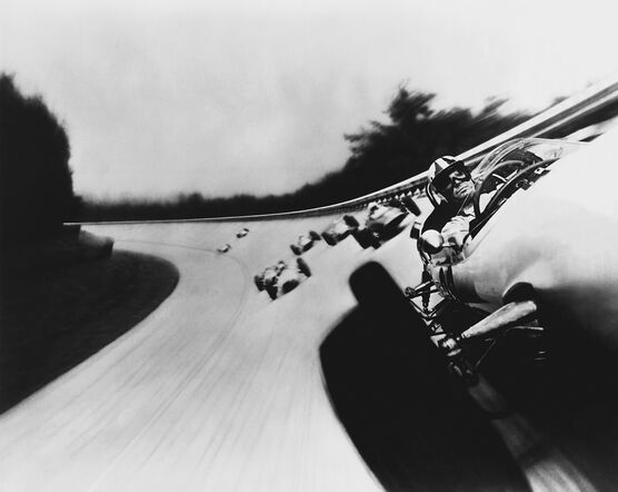 Photo Grand Prix Monza, 1966 - BETTMANN OTTO LUDWIG