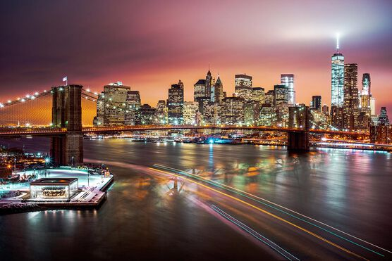 Photo New York Skyline - Jörg Dickmann
