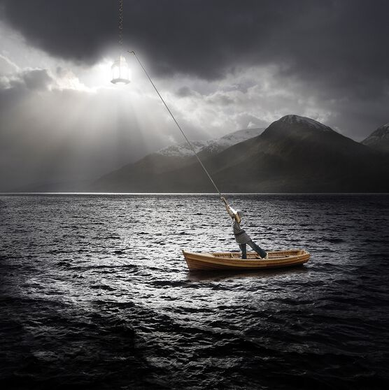 Photo La lampiste - Alastair Magnaldo