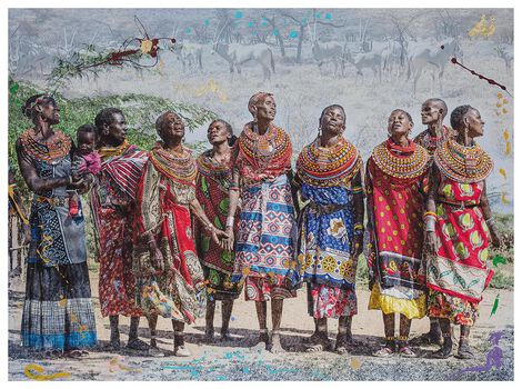 Photo SAMBURU DANCE - I'M NOT A TROPHY