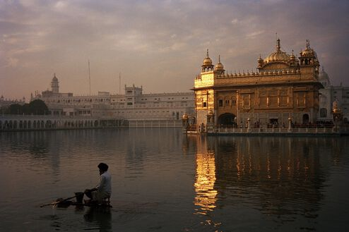Temple d'Or d'Amritsar